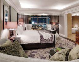 Hotel Kempinski Jakarta - Leuchtende Hotel Fotografie von T. Haberland