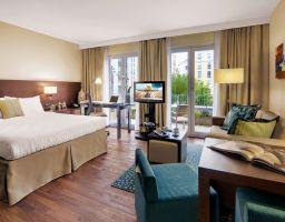 Hotelfotograf Bayern München | Residence Inn by Marriott München