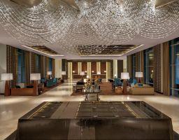 Kempinski Accra Ghana - Leuchtende Hotel Fotografie von T. Haberland