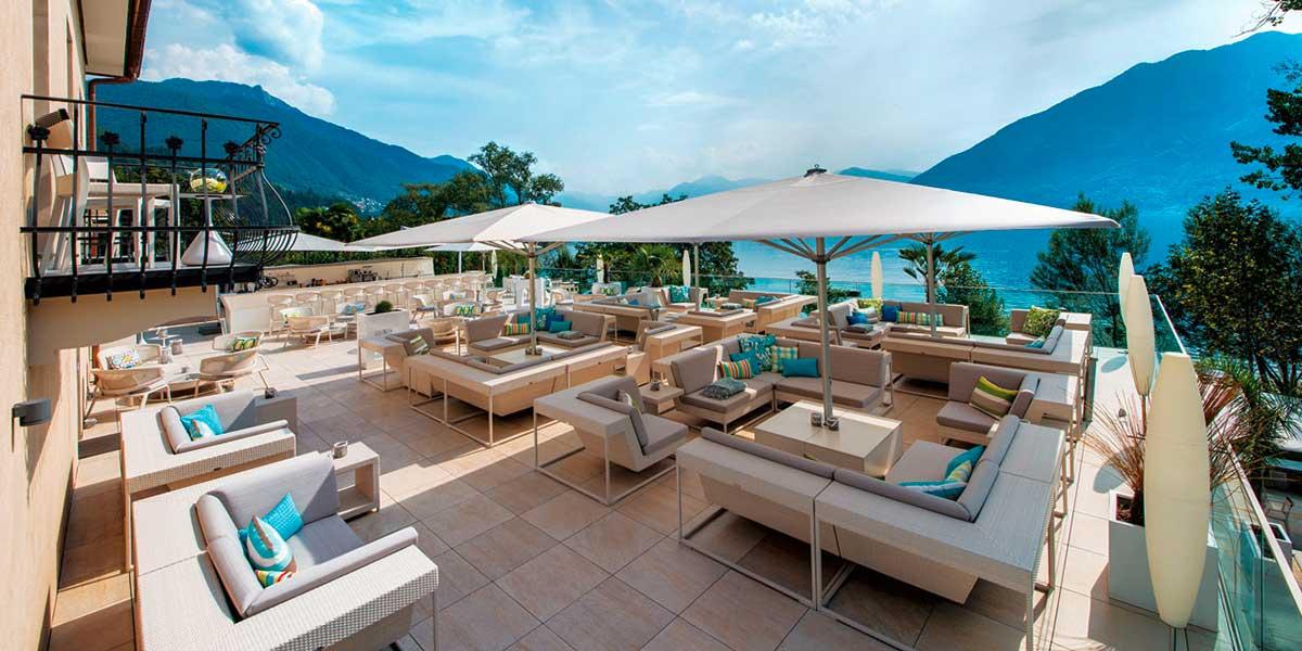 Hotelfotograf - Hotelfotografie | Referenz: Giardino Lago Schweiz