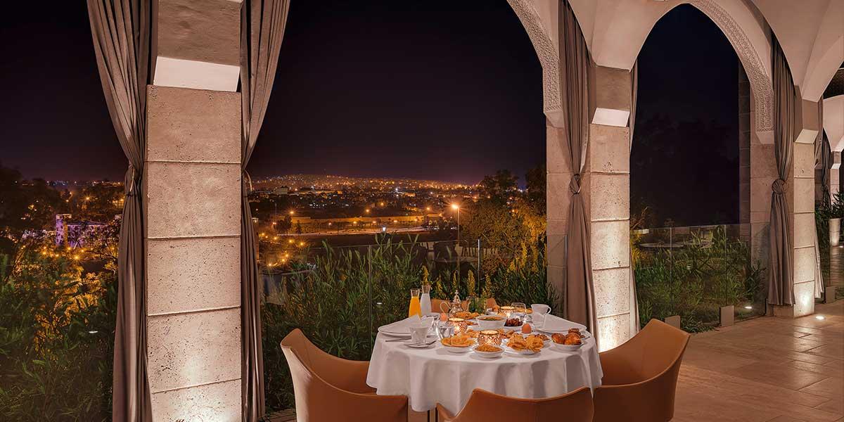 Hotelfotograf - Hotelfotografie | Referenz: Sahari Fez Marokko