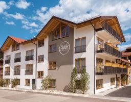Helds Vitalhotel Ruhpolding - Leuchtende Hotel Fotografie von T. Haberland