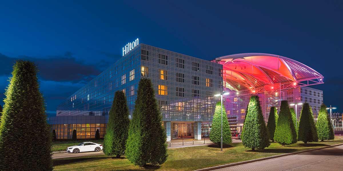 Hotelfotograf - Hotelfotografie | Referenz: Hilton Flughafen München