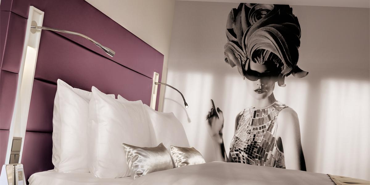 Hotelfotograf - Hotelfotografie | Referenz: Indigo Düsseldorf
